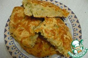 Рецепт Хлеб с сыром и картофелем