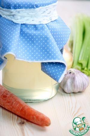 Рецепт Овощной бульон от Гордона Рамзи