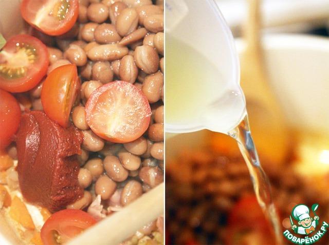 Итальянская классика. Первые блюда: готовим суп Минестроне