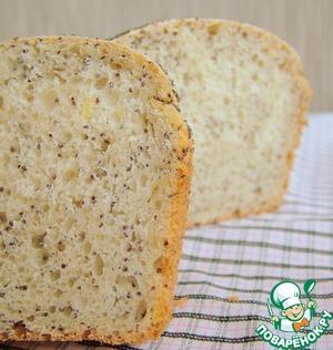 Рецепт Хлеб с бананом и маком