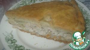 Рецепт Курник (песочное тесто)