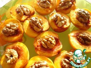 Рецепт Персики в меду