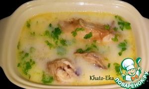 Рецепт Чихиртма из курицы