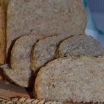 Отрубной хлеб с травами