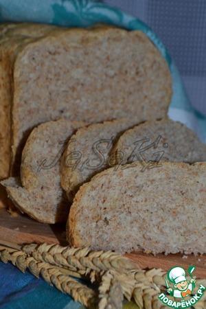 Рецепт Отрубной хлеб с травами