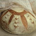Французский хлеб на закваске