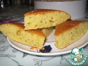 как приготовить сырный пирог