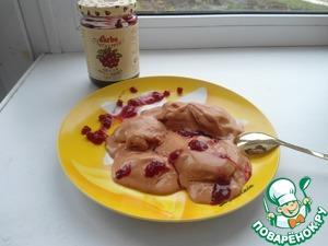 Рецепт Томатное мороженое