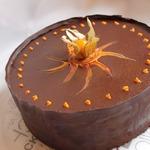 Торт пудинговый