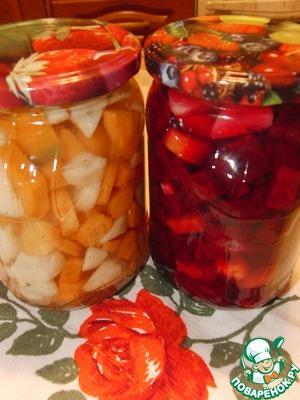 Рецепт Морковка маринованная