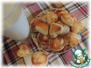 Рецепт Пряники медовые с лимоном