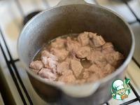 Мясо по-еврейски ингредиенты