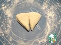 Булочки из теста со сливочным творожным сыром ингредиенты
