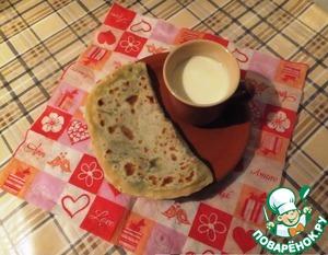 Рецепт Афар, или лезгинские лепешки с зеленью