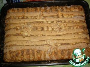 Рецепт Просто пирог с яблоками