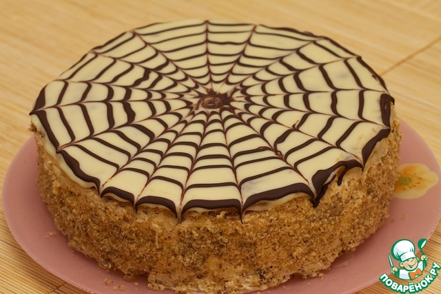 торт эстерхази пошаговый рецепт с фото от бабушки эммы
