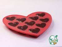 Домашние конфеты с бруснично-имбирной начинкой ингредиенты