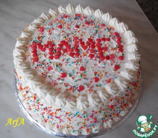 Красивый торт для мамы фото