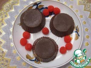 Рецепт Шоколадное желе