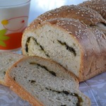 Домашний хлеб с ароматными травами
