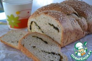 Рецепт Домашний хлеб с ароматными травами