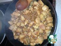 Курочка в сливочном соусе ингредиенты