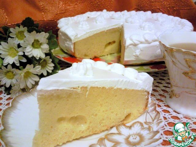 Торт три молока рецепт с фото пошагово в домашних условиях