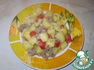 Рецепт Любимая картошечка