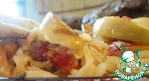 Рецепт А-ля-плов из духовки со свиной вырезкой