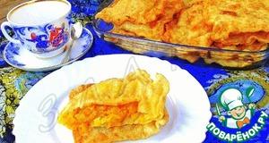 Рецепт Простые пирожки с тыквой