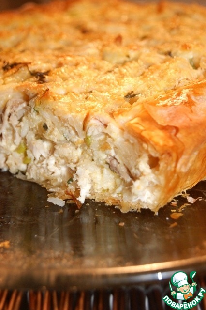 Кулинария рецепты с пирог