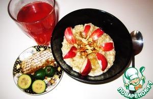 Рецепт Каша на утро