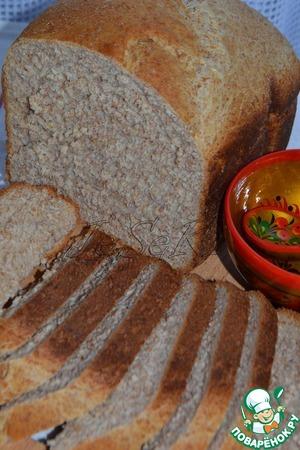 Рецепт Хлеб с пшеничными отрубями