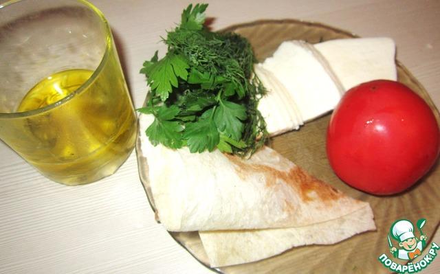 Жареный адыгейский сыр рецепт с фото пошагово