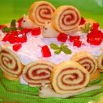 Торт Улитка