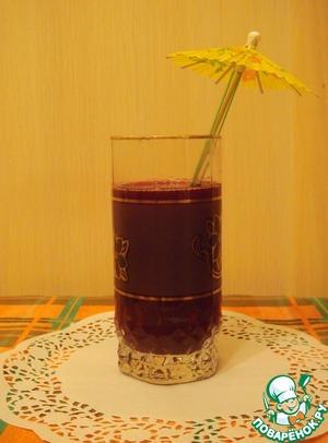 """Рецепт """"Гранатовый"""" сок"""