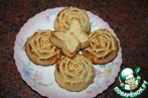 Рецепт Суфле творожно-банановое