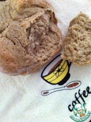 Рецепт Серый содовый хлеб