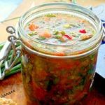 Чилийский соус