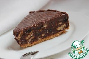 """Рецепт Шоколадный торт """"Маркиза"""""""