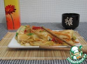 Рецепт Кимчхи (кимчи) из пекинской капусты