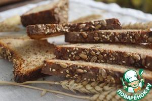 Рецепт Баварский хлеб с клюквенным соусом