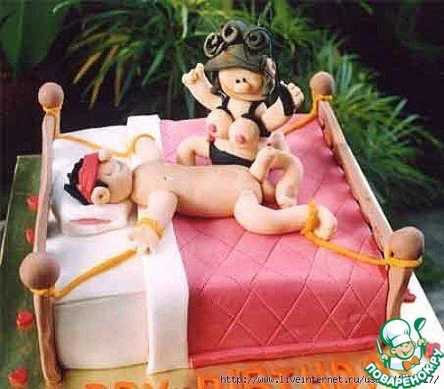 торт секс фото