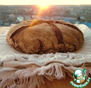 Рецепт Живой хлеб