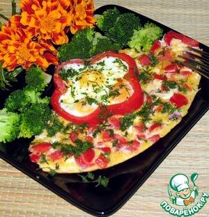 Рецепт Яичница из перепелиных яиц