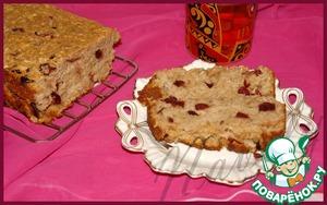 Рецепт Апфельброт (ApfelBrot)-яблочный хлеб из полбовой муки