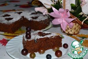 Рецепт Свекольно-шоколадный пирог