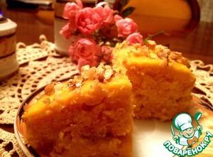Рецепт Тыквенные пирожные