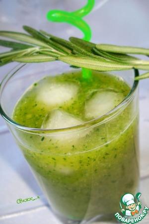 Рецепт Полезный напиток для диеты