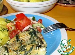 Рецепт Рыба в пикантном соусе